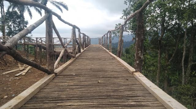 Wisata Baru Langkat, Bekancan River
