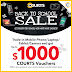Till 2 Jan 2017 Courts Back to School Sale