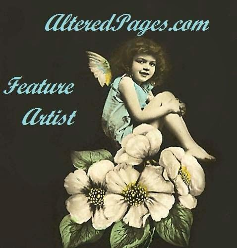 What an honor to be a featured artist for this wonderful webpage!