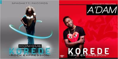 Music: Korede Remakes [Rap & Rock Expression] – A'dam & MoniQue
