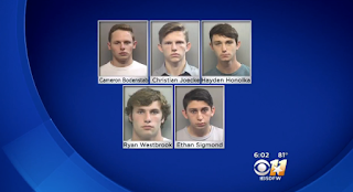 Police: 5 Teens Arrested For Racist Graffiti At Arlington School