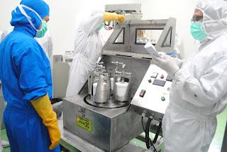 manufactur mesin nano herbal