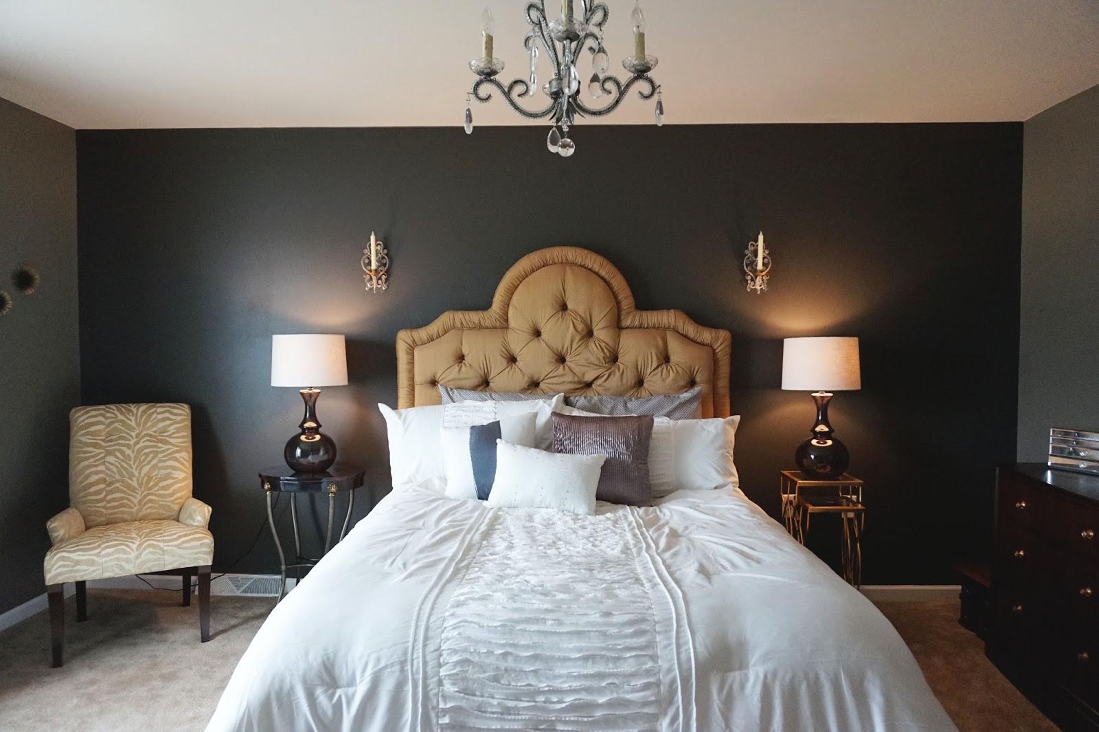Brand Eye A Master Bedroom Makeover