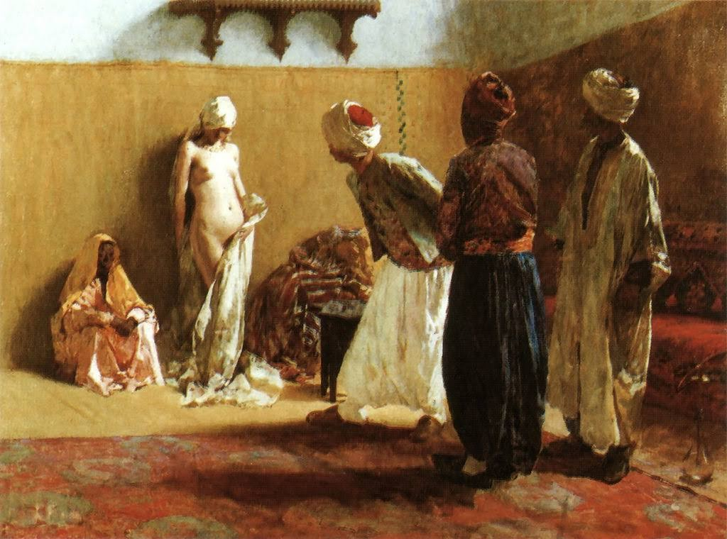 Ottoman white slaves — pic 2