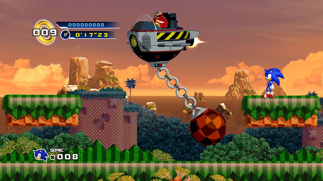 Sonic the Hedgehog 4 - Episode1 screenshot 1