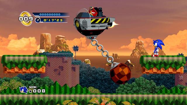 Sonic the Hedgehog 4 - Episode1 screenshot 1