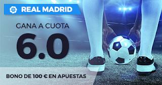 Paston Megacuota Liga Santander: Real Madrid vs Malaga 25 noviembre