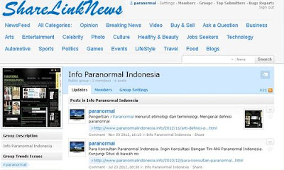 Info Paranormal Indonesia