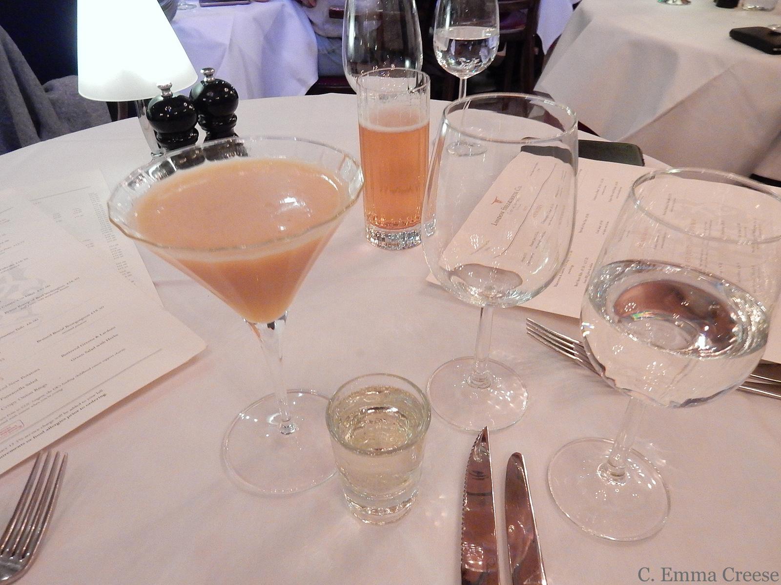 Marco Pierre White Steakhouse Co. City Restaurant Review Adventures of a London Kiwi