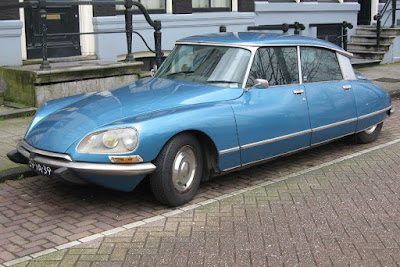 Citroen DS Ajkula