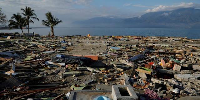 Jumlah Korban Jiwa Tsunami Banten, 222 Orang Meninggal Dunia
