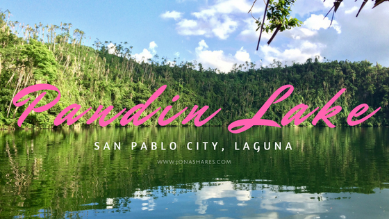 Pandin Lake, San Pablo City, Laguna