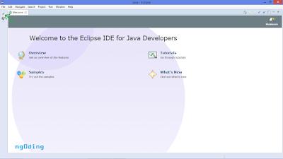 Cara Menciptakan Project, Class Dan Menjalankan Project Java Di Eclipse