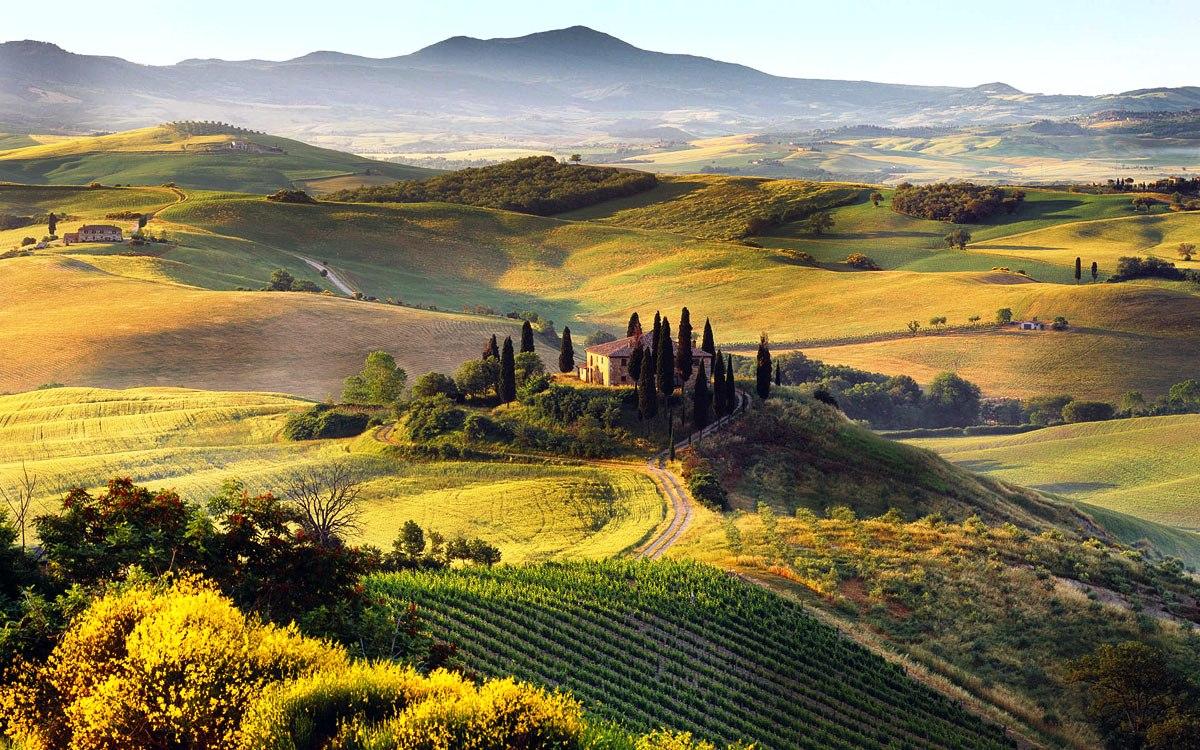 ToscanaItlia  Dicas de viagem Explore uma das mais belas paisagens da Itlia  Viajando de Novo