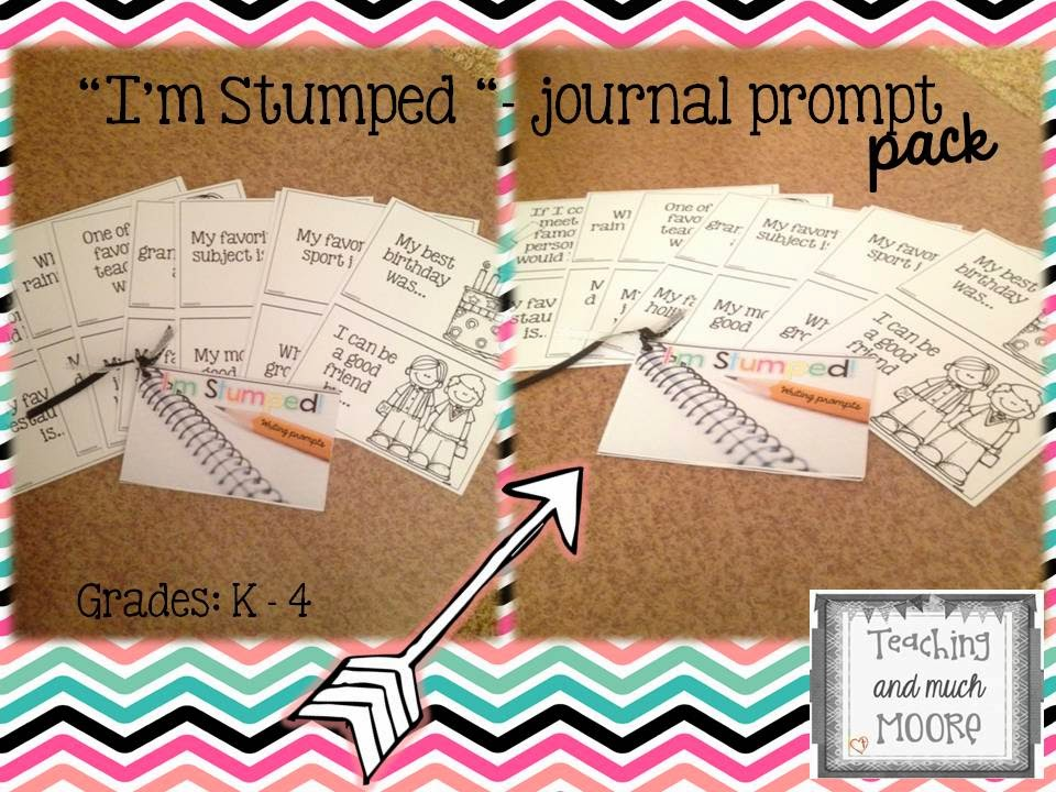 journal writing tips and tricks, prompts to help young writers