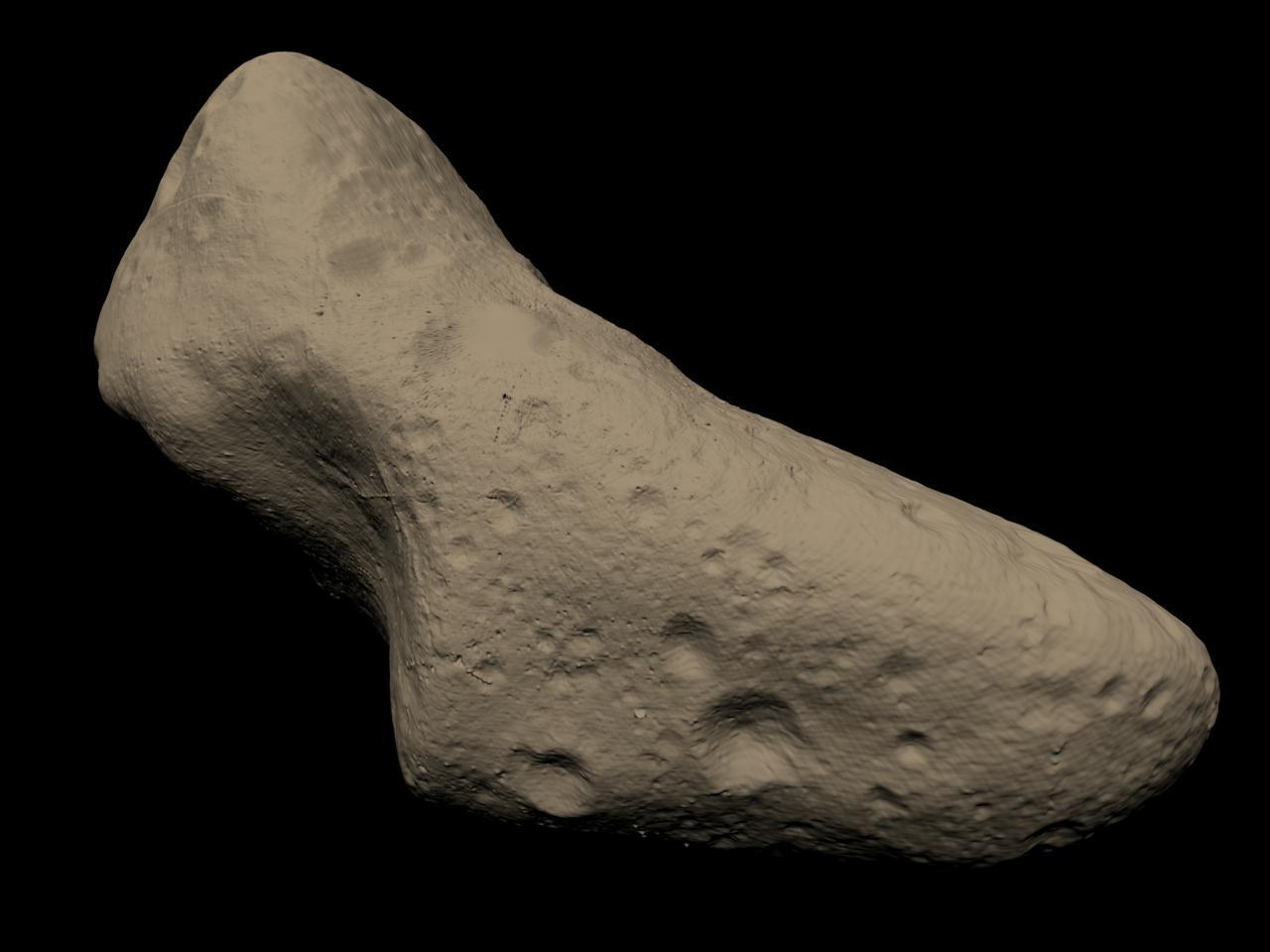 The Latest Worldwide Meteor/Meteorite News: AWB Asteroid ...