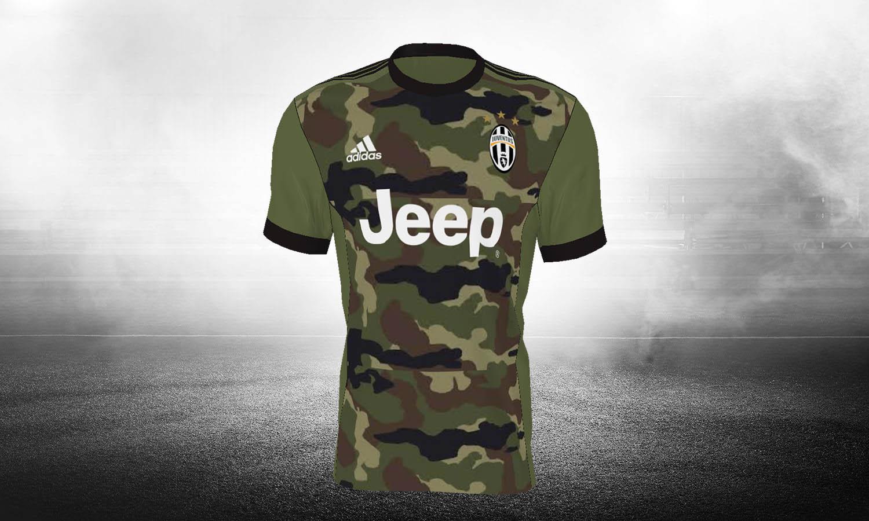 Juventus Turin Trikot 17/18
