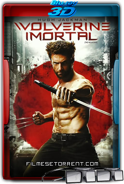 Wolverine Imortal Torrent Dublado