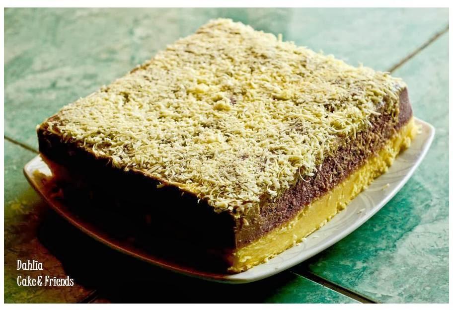 Resep Cake Ubi Ungu Kukus Sajian Sedap: Cake & Friends: Browkus Lapis Keju