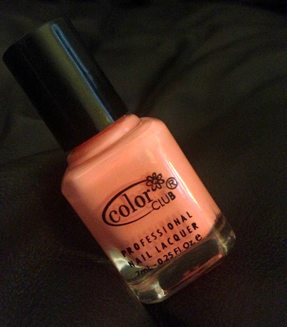 Color Club 'Reign in Spain' Nail Varnish