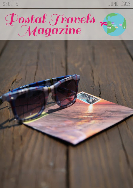 Postal Travels Magazine: The June Release Is Here!!!