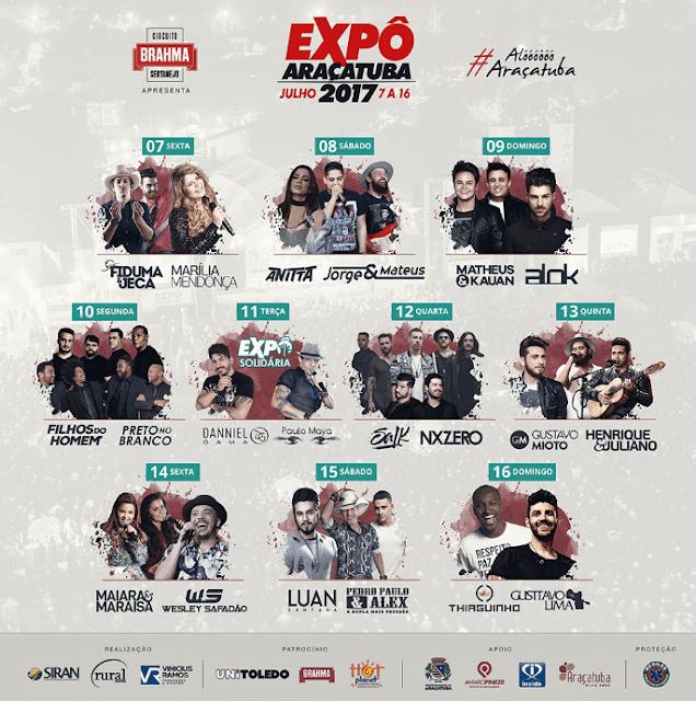 Expo-Araçatuba-Cantores