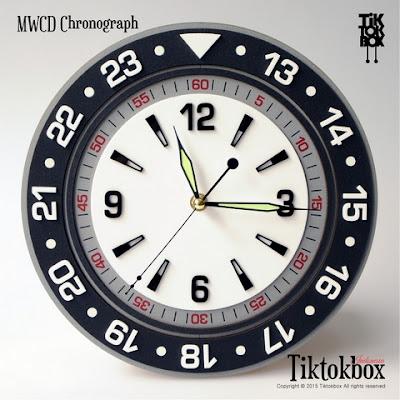 MWCD CHRONOGRAPH
