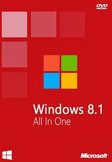 Windows 8.1 X64 AIO 3in1 [กันยายน 2559][1Part GoogleDrive]