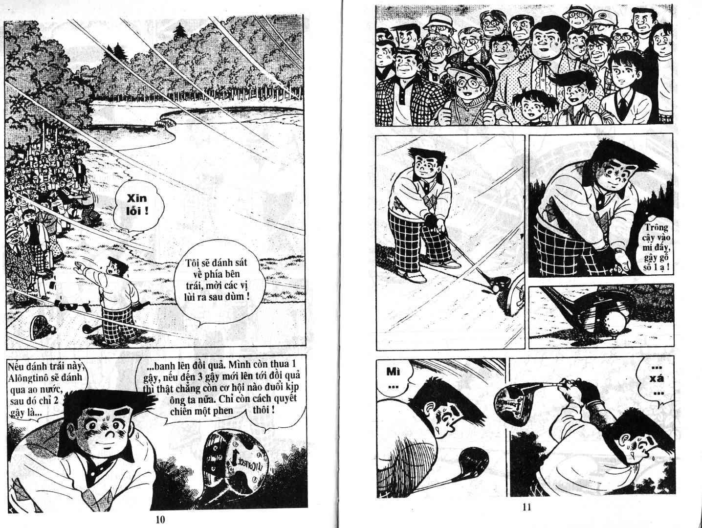 Ashita Tenki ni Naare chapter 48 trang 4