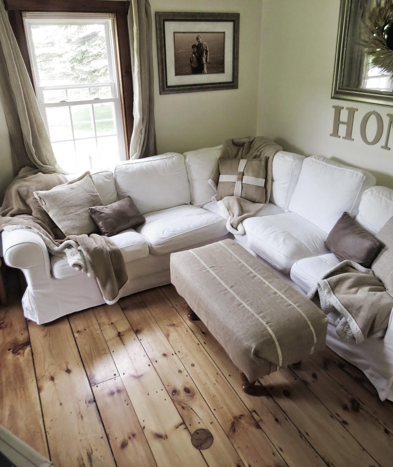 Sensational The Long Awaited Home Ikea Ektorp Footstool Ottoman Ocoug Best Dining Table And Chair Ideas Images Ocougorg