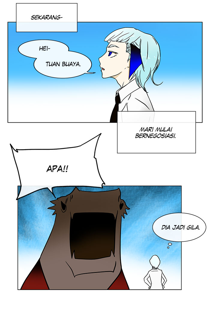 Tower of God Bahasa indonesia Chapter 8