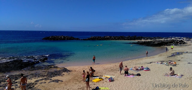 Playa Costa Teguise