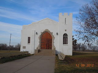 fort reno oklahoma post chapel