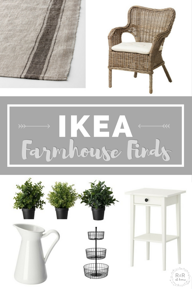 Ikea Farmhouse Finds Rr At Home