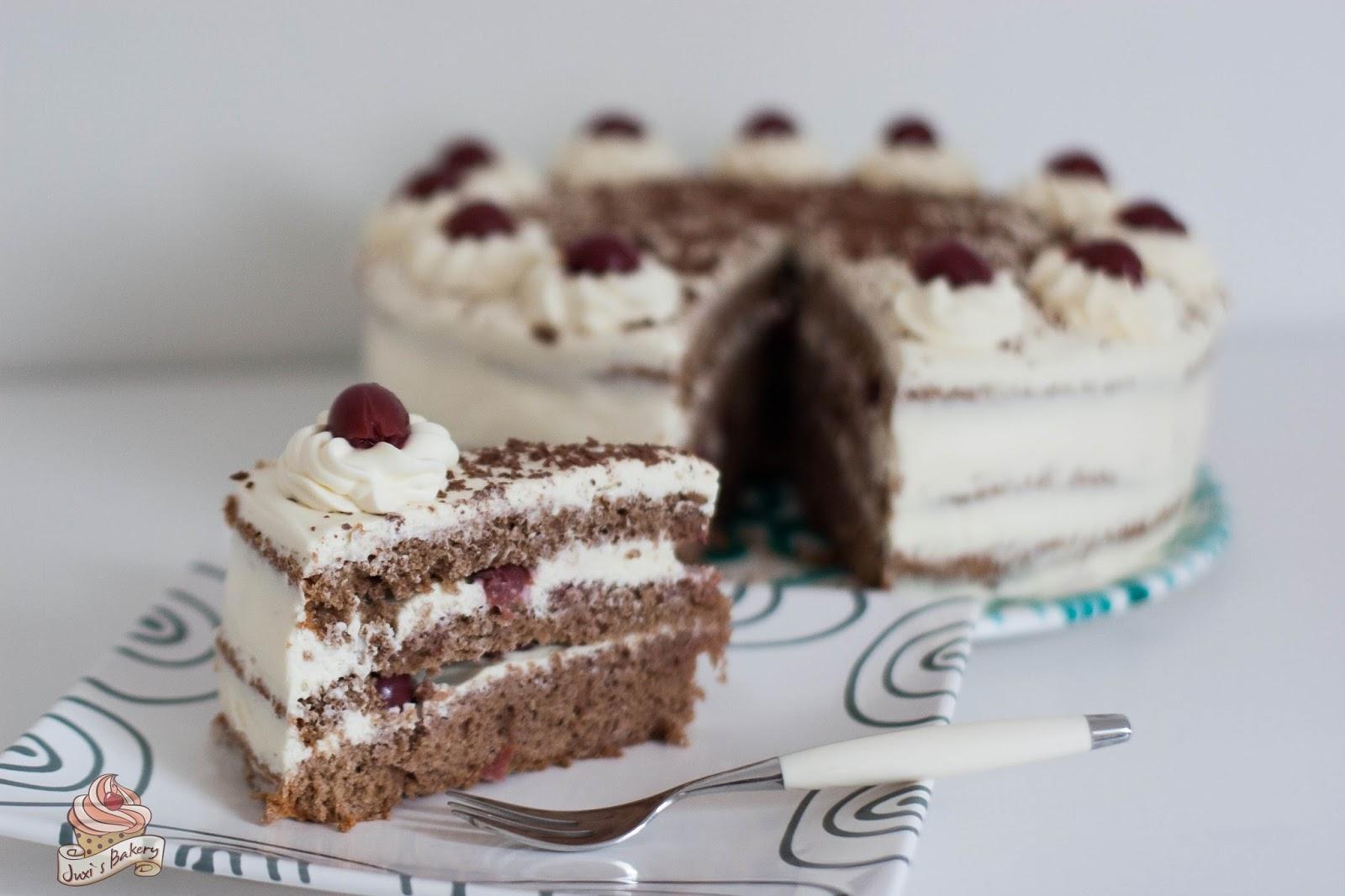 Juxis Bakery Schwarzwälder Kirsch Torte