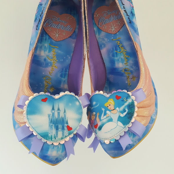 faith in dreams irregular choice disney cinderella