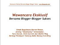 E-Book: Wawancara Eksklusif Bersama Blogger-Blogger Sukses