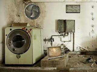 Juego Abandoned Building Escape Solución