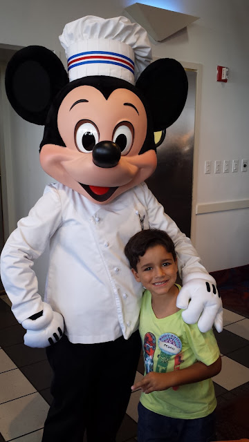 Mickey no Chef Mickey's