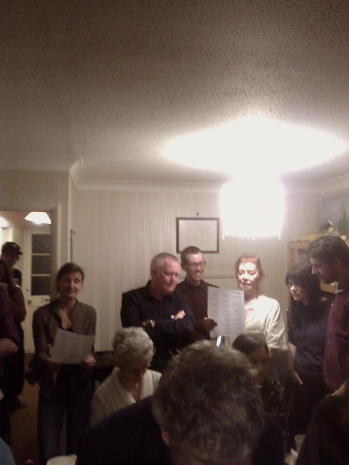 Tony Greenstein Blog: Tony Greenstein's Blog: Tony Greenstein's 60th Birthday Party