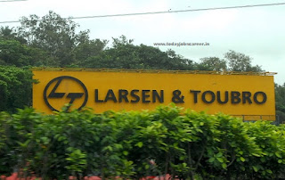 Larson Toubro Campus Recruitment India Apply Online