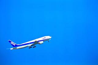 NBAの旅行 飛行機の写真
