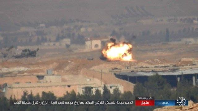 """50 tuổi, tên lửa Mỹ vẫn """"xơi tái"""" xe tăng T-90 Nga ở Syria! ảnh 3"""