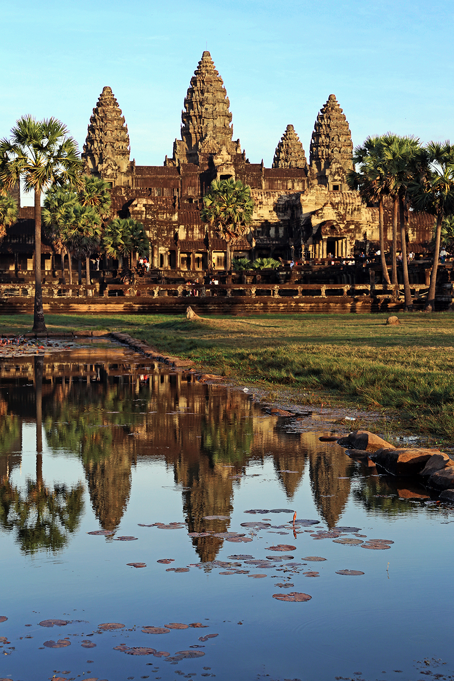 Siem Reap, Cambodia: Why sunset is better than sunrise at Angkor Wat