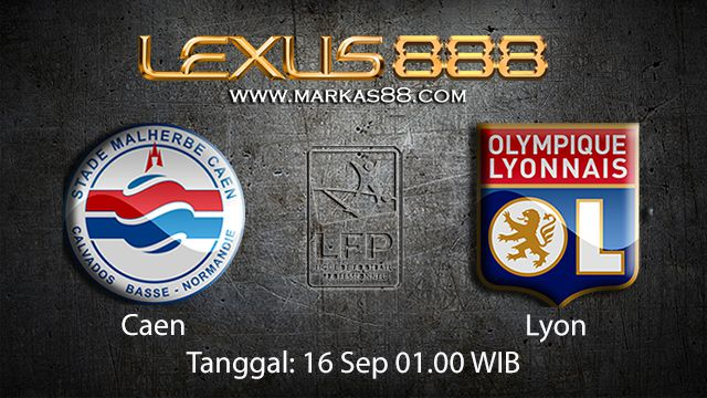 Prediksi Bola Jitu Caen vs Lyon 16 September 2018 ( French Ligue 1 )
