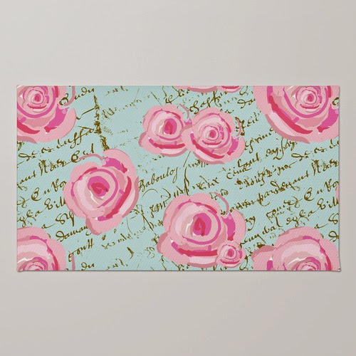 A Scrapbook Of Inspiration Painting Pink Cabbage Roses