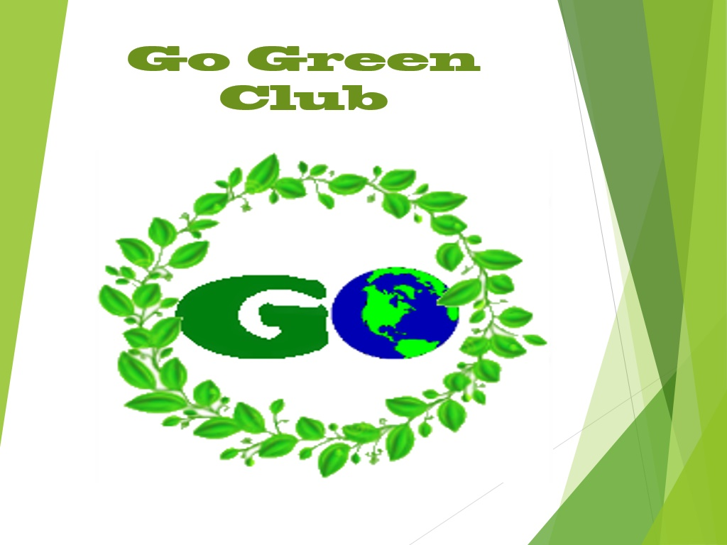 Go-Green Club