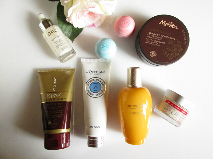 Beauty Favoriten November 2016 - L´Occitane, Melvita, Caudalie, eos, Kimberly Sayer, Joico