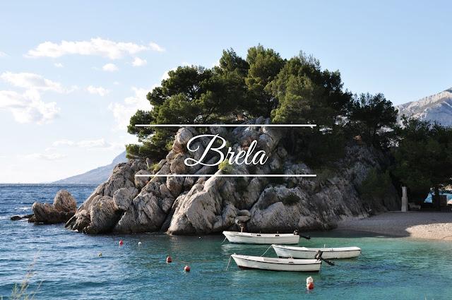Brela i śnieżnobiałe plaże Adriatyku - wyprawa Bałkany #8