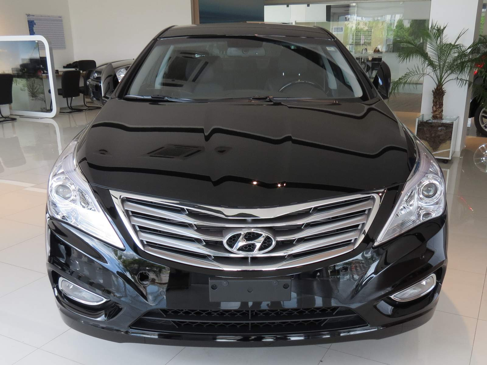 Hyundai Azera 2013 Preto Fotos Pre 231 O E Especifica 231 245 Es